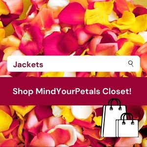 Jackets & Blazers - 🌺 Light weight jackets Items are size Large & up!